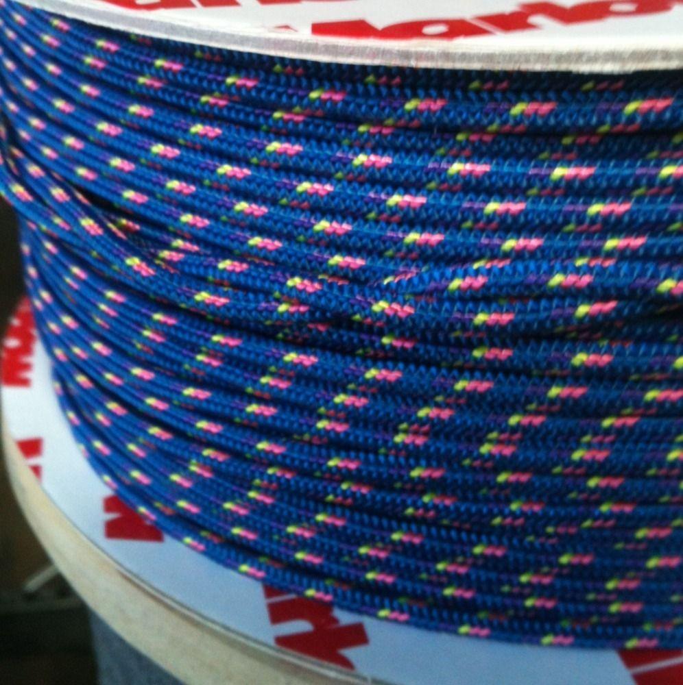 Marlow Spectra Dyneema SK75 Halyard Line 4mm x 50 Blue