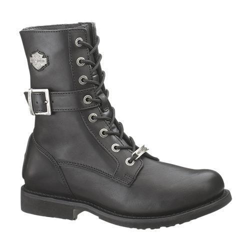 Mens Harley Davidson Motorcycle Boots Brock 8 M