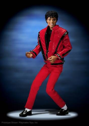 Michael Jackson Thriller Collector Figure Doll