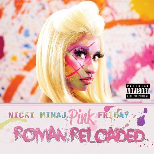 Nicki Minaj Pink Friday Roman Reloaded CD New SEALED