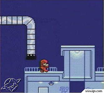 Dexters Laboratory Robot Rampage Nintendo Game Boy Color, 2001