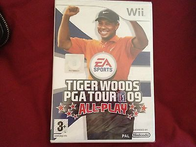 ea sports tiger woods golf