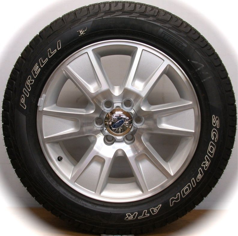 NEW 2004 2013 Ford F150 F 150 Lariat 20 Factory OEM Wheels Rims Tires