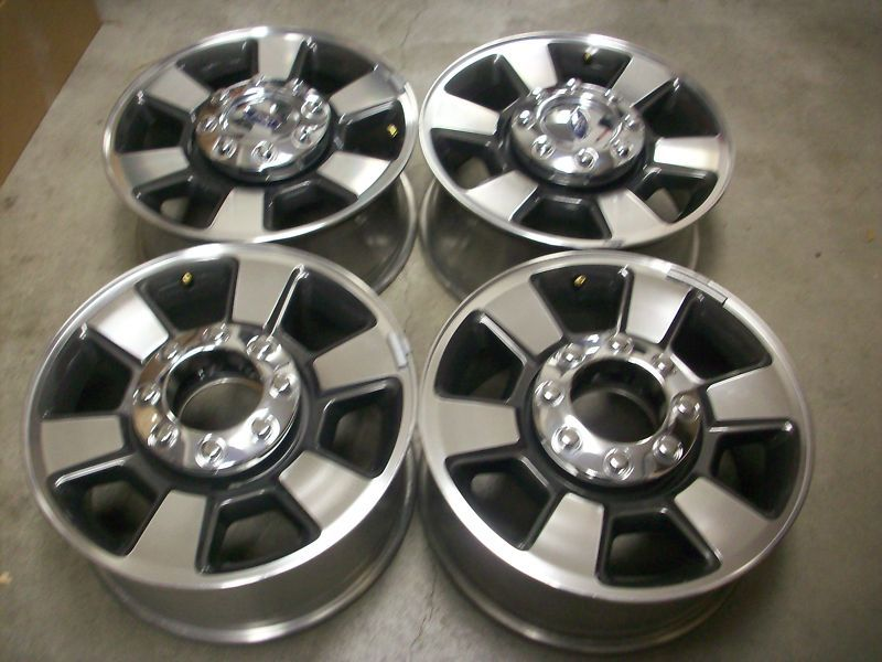 18 Ford F250 F350 Super Duty Factory Wheels Rims 2011 2012