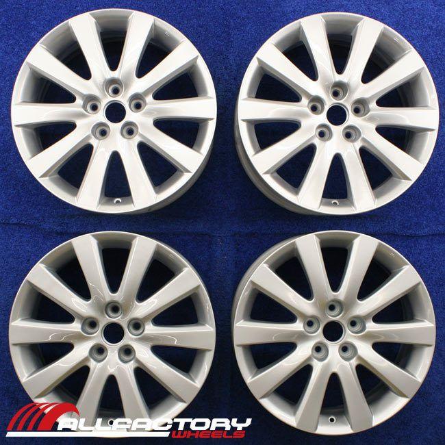 CX 18 2007 2008 2009 2010 Factory Wheels Rims Set 4 Four 64899