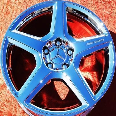 NEW 18 MERCEDES BENZ E350 E550 AMG CHROME WHEELS RIMS 85011 EXCHANGE