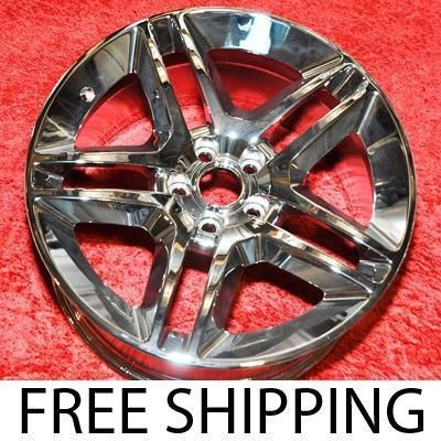 New Chrome 19 Ford Mustang GT500 OEM Factory Wheels Rims 3814 EXCHANGE