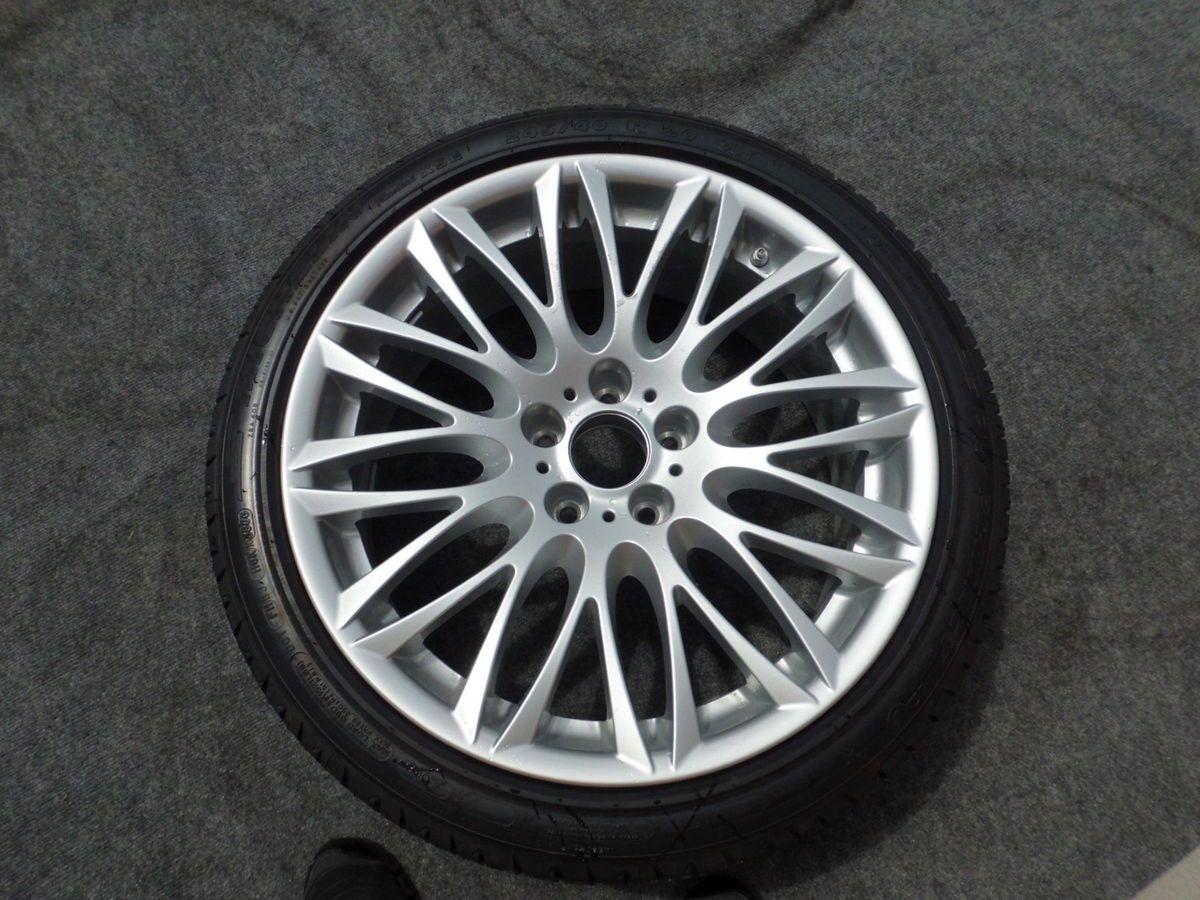Only 20x9 BMW Wheels Rims Tire 745i 750i 650i 645i