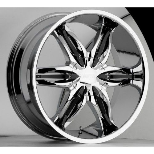778 Chrome Wheels Rims 5x115 25 Dodge Charger Magnum 300C