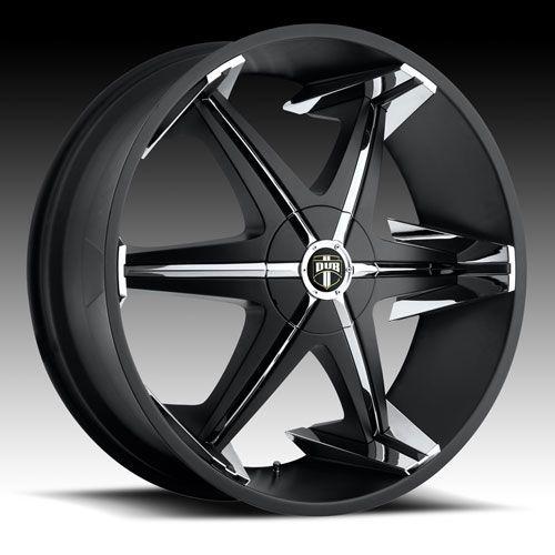 26 Dub Big Homie Shoes Wheels Tires 26 inch Black Rims