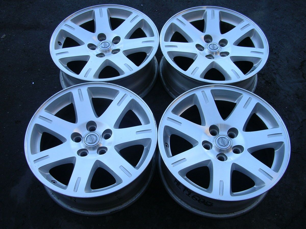 17 CHRYSLER 300 FACTORY OEM WHEELS RIMS 300C DODGE CHARGER CHALLENGER