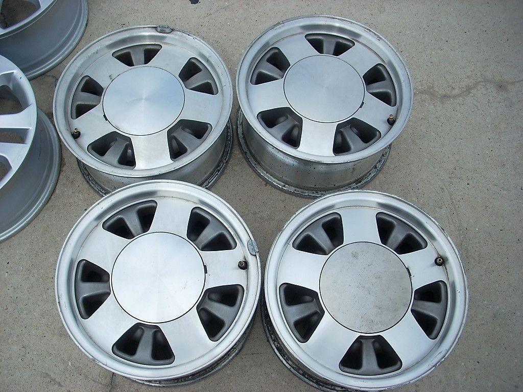 15 Chevy Silverado 1500 Wheels Rims Suburban Tahoe GMC Sierra Yukon