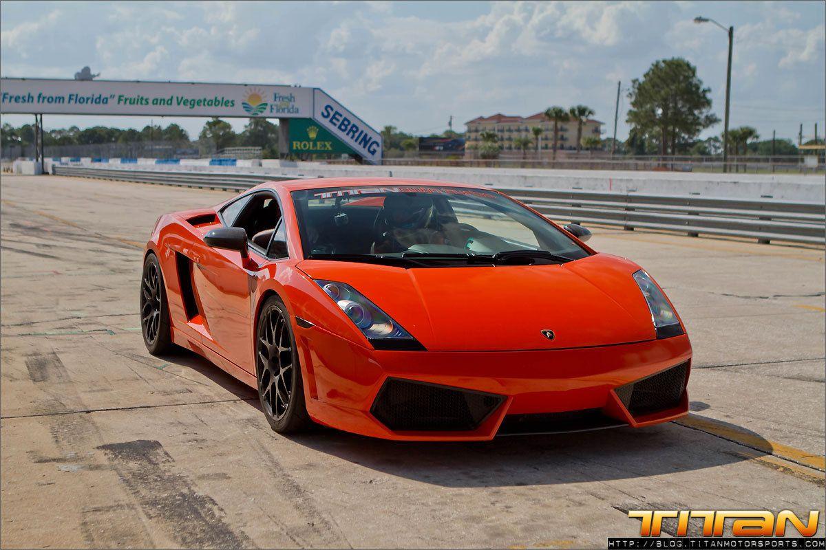 HRE P40 Monoblock Wheels Full Set Lamborghini Gallardo Lambo