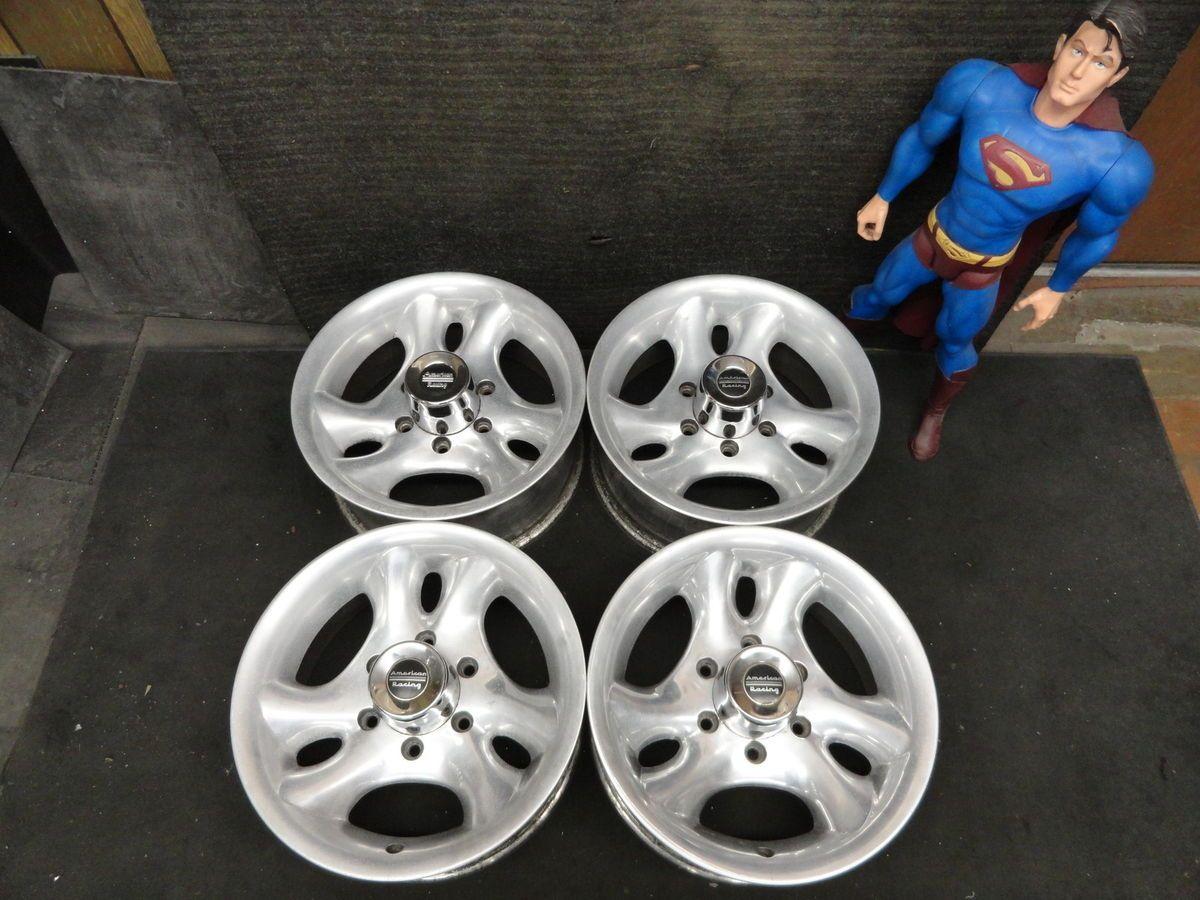 Alloy Wheels Chevy Silverado 1500 C K GMC Sierra 88 98 Mag Racing Rims