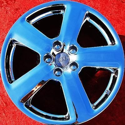 New 18 Audi A3 S Line 2.0T 3.2 Factory OEM Chrome Wheels Rims 58822