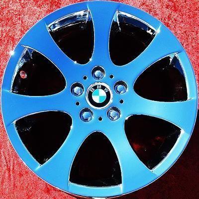 NEW 18 BMW 330I 335I 328I OEM E90 CHROME WHEELS RIMS EXCHANGE 59586
