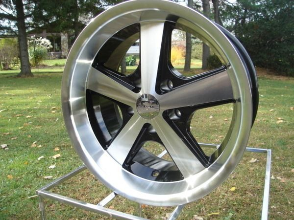 17x8 Vintage American Racing Wheels Ford GM Mopar Chevy GMC Truck