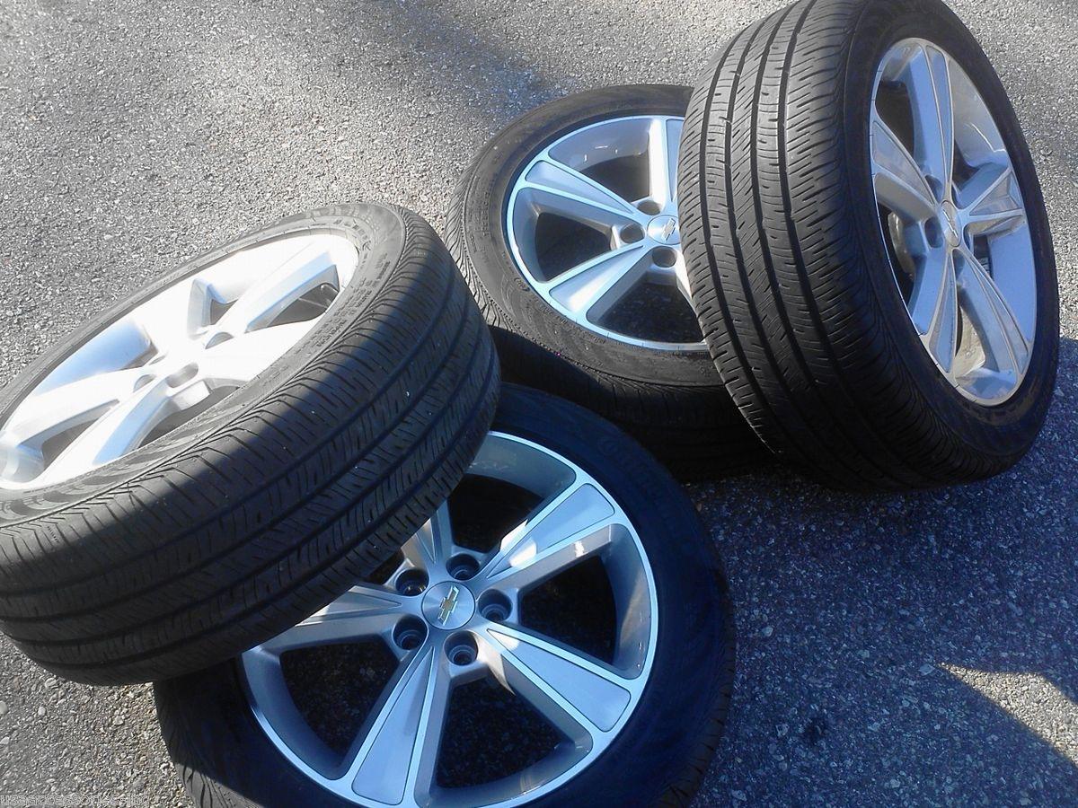 17 Chevy Cruze Wheels Rims Tires