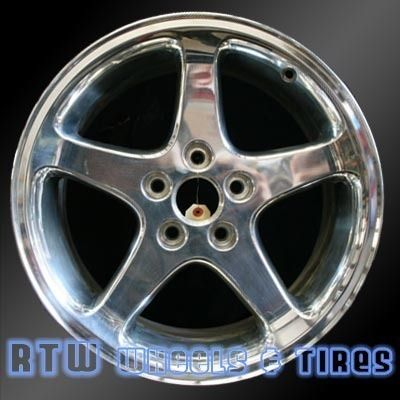 Ford Mustang 17 Factory Wheel Original Rim 3306