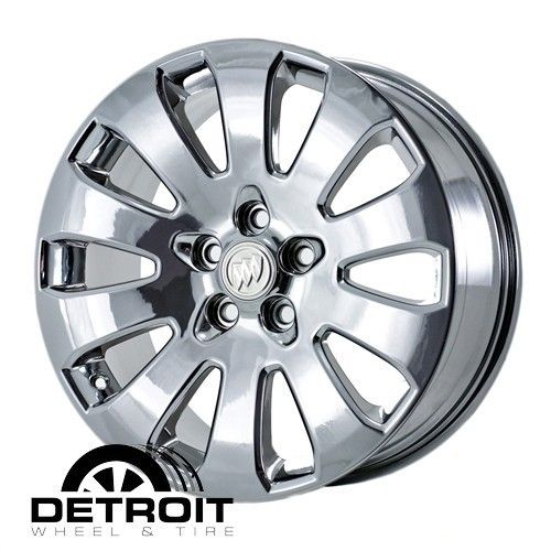 REGAL 2011 2011 PVD Bright Chrome Wheels Rims Factory 4100 Exchange