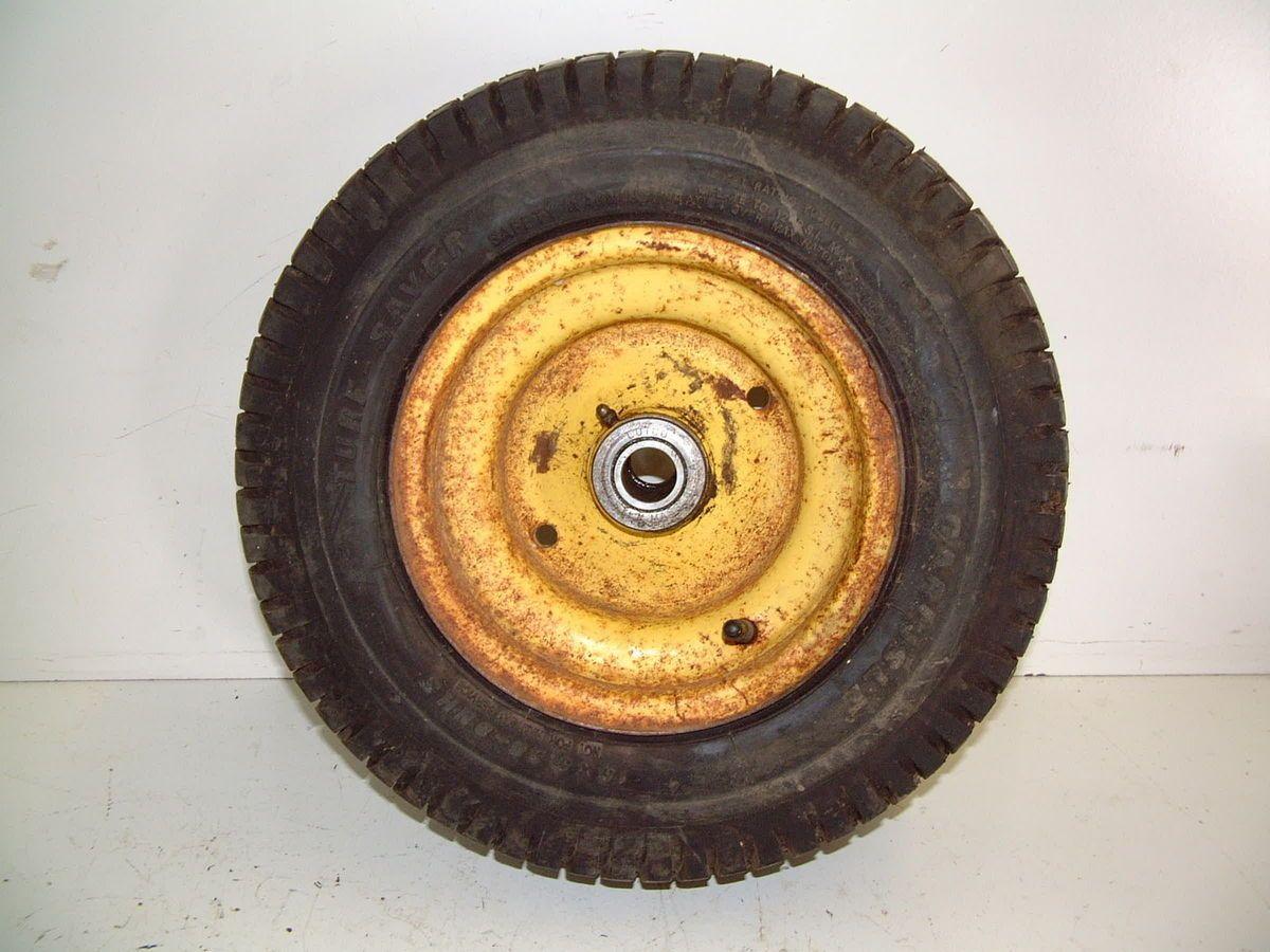 For John Deere Garden Tractor Wheel Rims : John deere lawn tractor front tires
