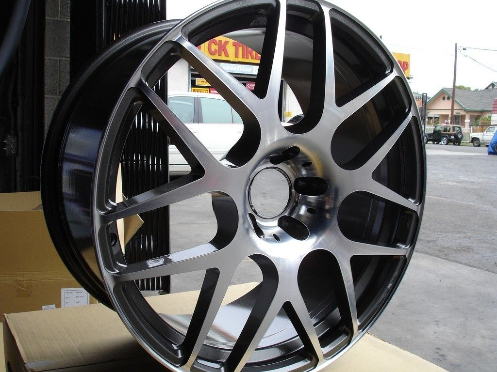 20 Imola Wheels Rims Mercedes E350 S430 S550 CL AMG